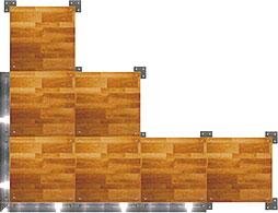 Assemblage plancher Tango