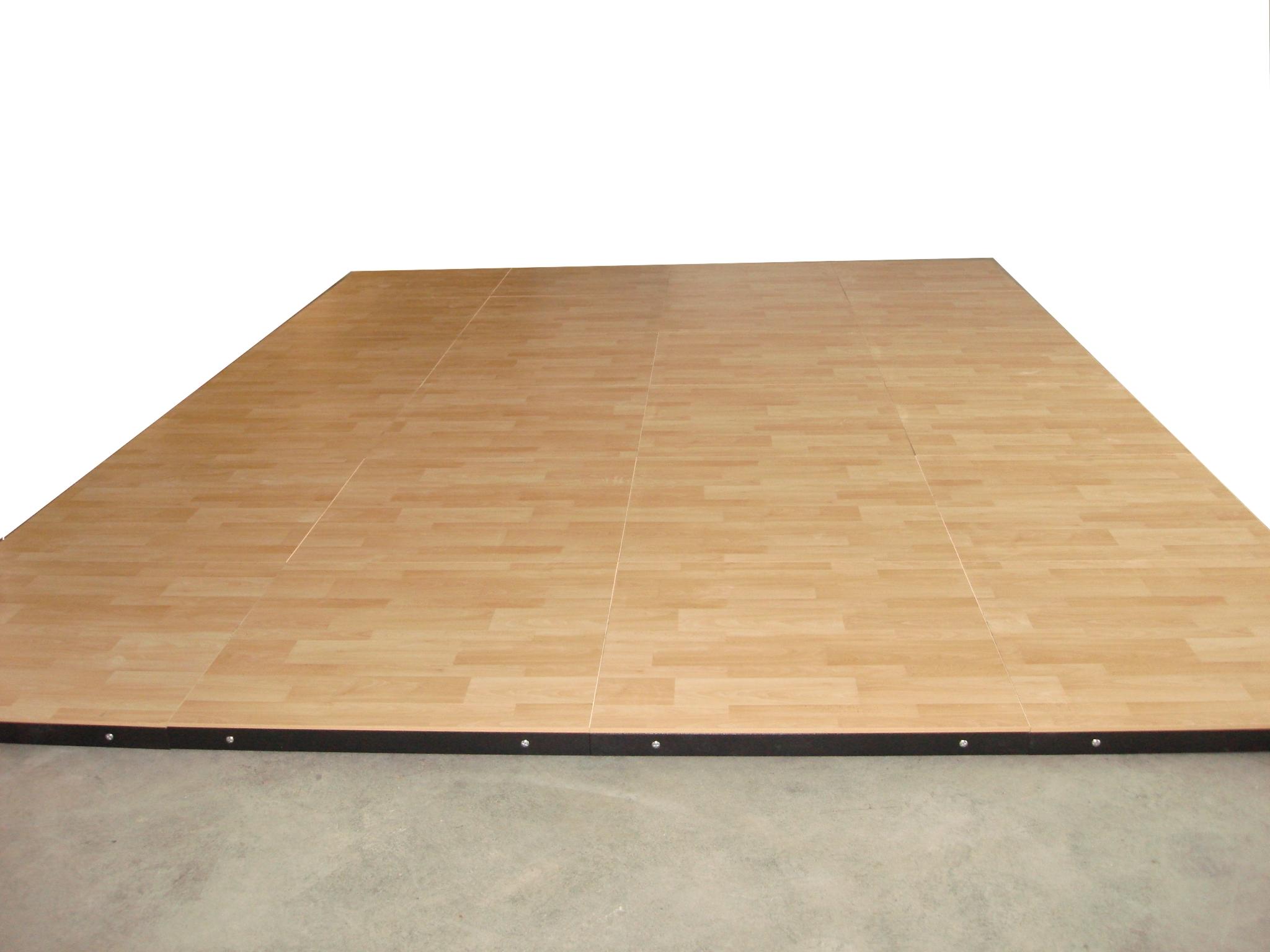 plancher cadre expo